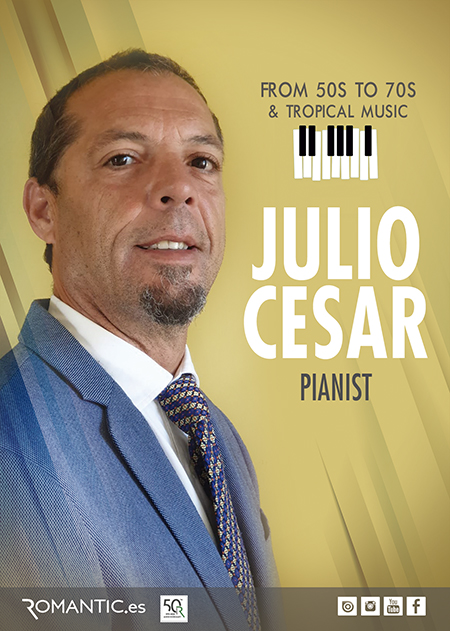 JULIO CESAR Pianist