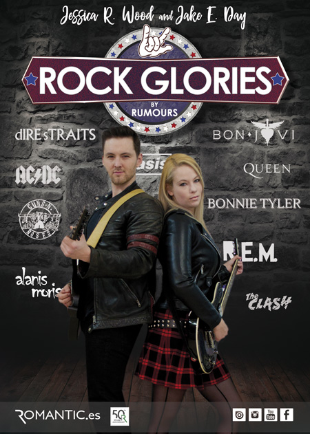 ROCK GLORIES by Rumours