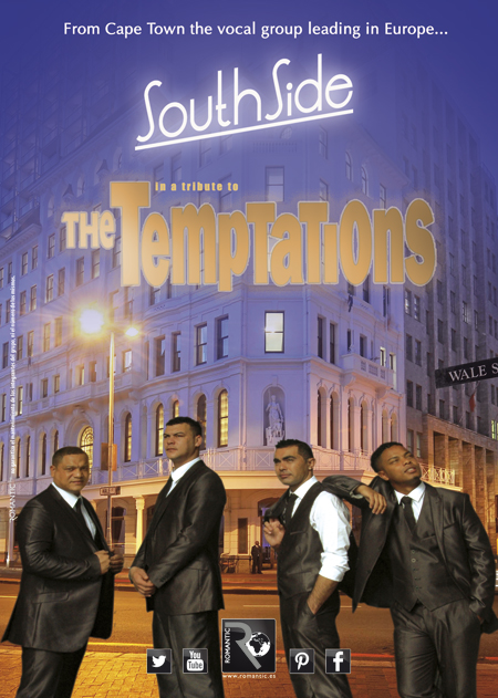 "The TEMPTATIONS ""South Side"""