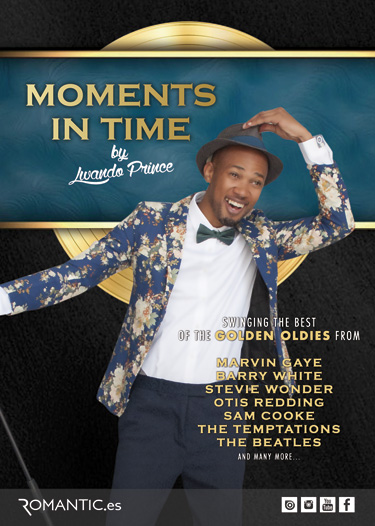 MOMENTS IN TIME by Lwando Prince